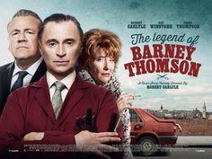 Poster Image Starring: Robert Carlyle, Emma Thompson, Ray Winstone, Ashley Jensen, Brian Pettifer Directed by: Robert Carlyle Distributed by: Release Date: July 24 2015. The Legend of Barney Thomson Trailer was last modified: February 16th, 2016 by Kaarle Aaron