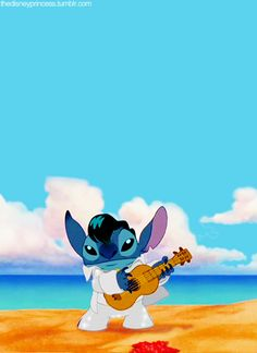 Stitch Presley, at your service.