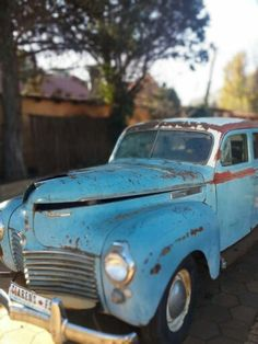 A piece of Automobile History ~ Part 2