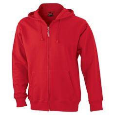 JN042 Men s Hooded Jacket