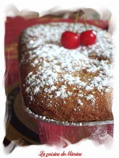 Desserts avec des cerises à gogo ! Gâteau cerises et kirsh