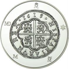 10 Euro Silber Juwelen der Numismatik VI - Madrid Mint PP
