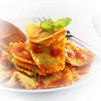Maltese Ravioli~A tasty traditional food. Dad used to make this from scratch.