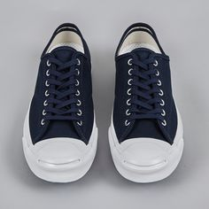 42b69b15604840 Converse Jack Purcell JP Signature - Nighttime Navy