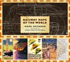 I'll admit it—I'm a train nerd. I won't even try to deny it. I will sometimes take a train even if it's not the most direct way to get from Point A to Point B. I'll also admit that I'm […] Travel Maps, Train Travel, Map Turtle, Aleta, Orient Express, London Underground, Reading Levels, Cartography, Map Art