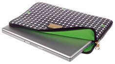 Laptop case in high fashion.