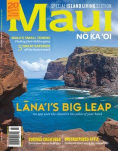 93e5cd2e7d7a Maui No Ka  Oi Magazine March April 2016 digital magazine - Read the digital