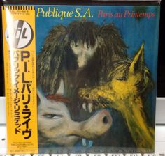PIL / Paris Live