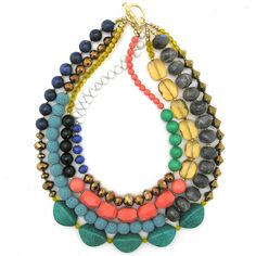 The Best of the Rest necklace by Elva Fields