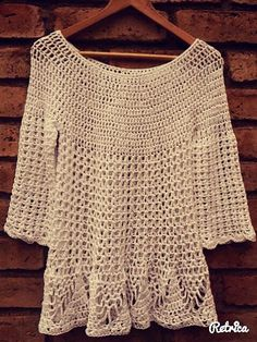 Someone who knows who did this cool tunic....would like to buy the pattern..??