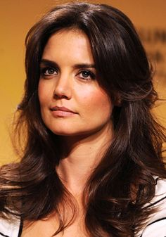 I know who I want to play Anastasia Steele - Katie Holmes. All of a sudden, everything in my world has fallen into place now that I have the perfect actress to play the part! The right amount of awkward and sexy - come on, casting team! Go get her!