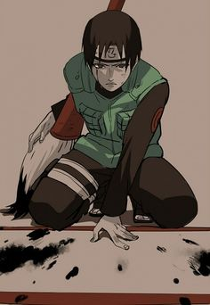Sai (サイ, Sai) is an ANBU-level shinobi of Konohagakure and is from the disbanded faction: Root. He later became one of the main supporting characters of the series, and is a member of Team Kakashi, having replaced Sasuke Uchiha.