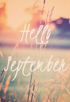 Hello September! Hello Fall! My Fall Reading List Is Posted To My Blog!