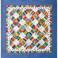 I love this pattern. Good use for stash, but have several other quilts to finish first, naturally.