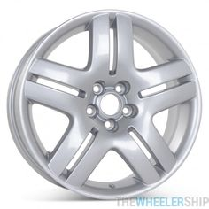 New 17 X 7 Alloy Replacement Wheel For Volkswagen Beetle Golf Jetta 2001 2002 2003 2004 2005 2006 Rim 69751