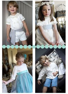 vestidos niño niña boda teresa y leticia
