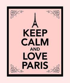 LOVE PARIS.
