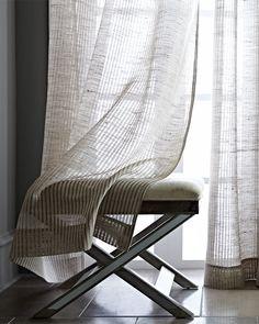 Home Silks, Inc. Alexa Curtains