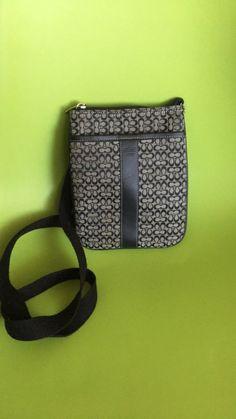 Used Coach Leather Crossbody Bag for sale in Denton - letgo b331ab7a44057