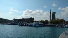 Port Vell Hafen Barcelona