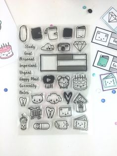 Planner Doodles (Pre-Order) Will Have More Very Soon !!!