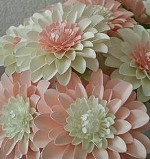 Handmade Paper Flowers by More Paper Than Shoes | Gallery
