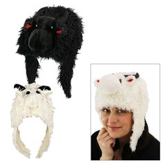 I didn't know I needed this until right now. Tibetan Yak Hat at The Animal Rescue Site