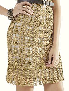 Vòng tròn Recipes - Vàng dress viền cổ tròn