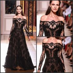 Zuhair Murad 2014 Prom Dresses Evening Gowns Sequins Evening Dresses | Buy Wholesale On Line Direct from China