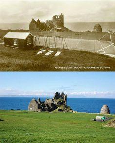 Dunure Castle, Ayr.