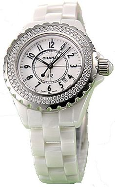 white chanel watch - Bing Images