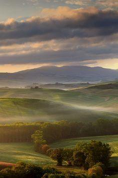 Tuscany, Italy  #VisitingItaly