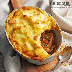 Leftover lamb shepherd's pie recipe By Donal Skehan