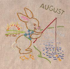 August Bunny