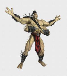 Mortal Kombat (2011) - Goro - Concept Art