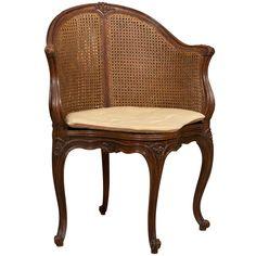 1stdibs   French Corner Chair