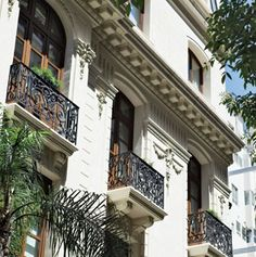 Beautiful Buenos Aires, Argentina, Dante's city home.  They also have a historic estate in the country.