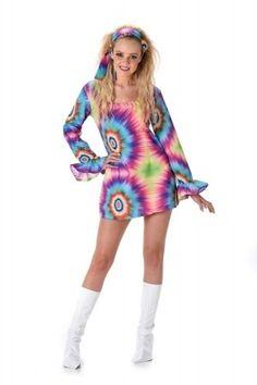 6632afd730384c Peace out met deze groovie jurk op je volgende feestje.  peace  hippie