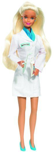 Even my Barbie doll wanted to work in the dental field, just like me!