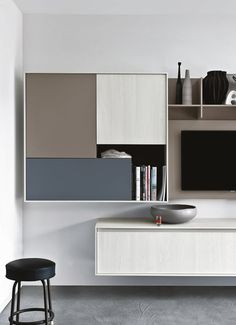 Wall storage systems | Storage-Shelving | C_Day K14. Check it out on Architonic