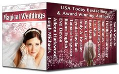 Kathy Bosman - Romance Author: Magical Weddings Boxed Set Spotlight and Review wi...