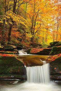 Autumn in Bulgaria