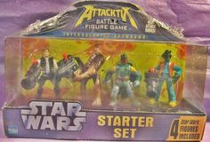 Attacktix Intergalactic Showdown Star Wars Series Game  $25.00