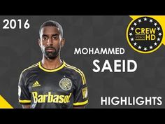MOHAMMED SAEID ● 2016 ● HIGHLIGHTS ● Columbus Crew SC ● ASSISTS & SKILLS | HD - YouTube
