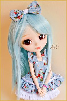 Pullip  ◉◡◉ this doll is just too dang cute!