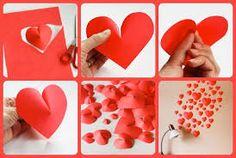 Risultati immagini per decorazioni fai da te per san valentino su pinterest