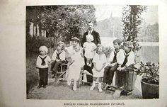 Kaiser Karl I. von Österreich mit seiner Familie | Flickr - Photo Sharing!
