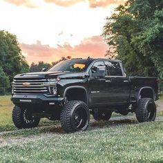 chevy diesel trucks
