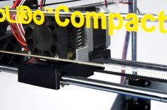 CoLiDo Compact 3D Printers Now In Stock!  This long awaited compact #3DPrinter is the perfect solution for schools, business and home users who want to try out #3DPrinting.