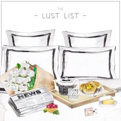 "THE LUST LIST on Instagram: ""The Lust List 